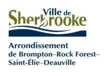 Arrondissement de Brompton-Rock Forest-Saint-Élie-Deauville